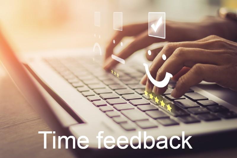 feedback immagine